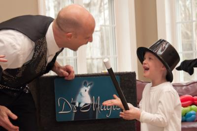 Mr. Dave Thomen of D`s Magic | Baltimore, MD | Magician | Photo #10