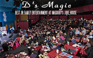 Mr. Dave Thomen of D`s Magic | Baltimore, MD | Magician | Photo #1