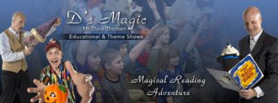Mr. Dave Thomen of D`s Magic | Baltimore, MD | Magician | Photo #17