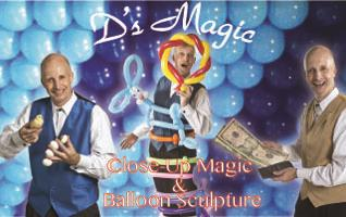 Mr. Dave Thomen of D`s Magic | Baltimore, MD | Magician | Photo #3