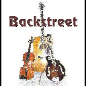 Mistletoe Irish Band | BACKSTREET