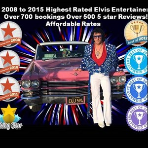 Rick Torres Bay Area's #1 Elvis Impersonator