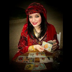 Garland Fortune Teller | Valentina, The Fortune-teller Of Dallas