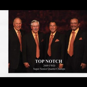 Glendale Barbershop Quartet | Top-Notch Quartet