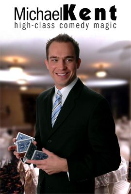 Michael Kent - High-Class Comedy Magic | Columbus, OH | Magician | Photo #1