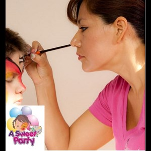 Goodyear, AZ Face Painter | A Sweet Party