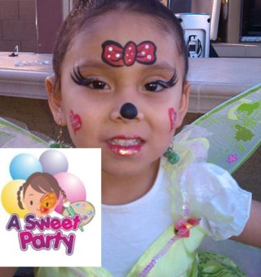 A Sweet Party | Goodyear, AZ | Face Painting | Photo #11