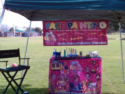 A Sweet Party | Goodyear, AZ | Face Painting | Photo #17