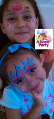 A Sweet Party | Goodyear, AZ | Face Painting | Photo #10