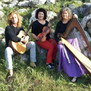 Modesto Celtic Trio | Celtic Sands