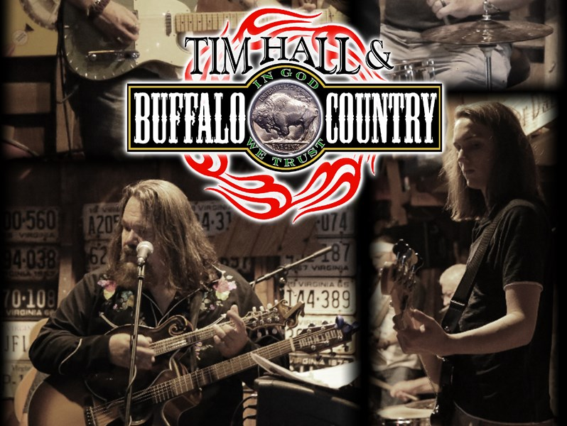 Tim Hall & Buffalo Country - Country Band Hudson, NC