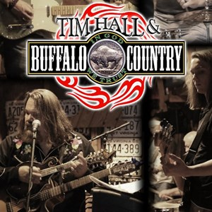 Hudson, NC Country Band | Tim Hall & Buffalo Country