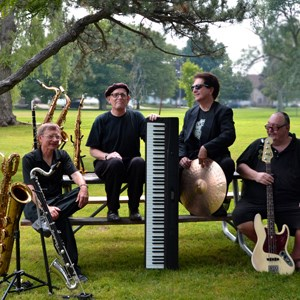 Huntertown 20s Band | Paul Sherwood & The Night Owls Jazz Quartet