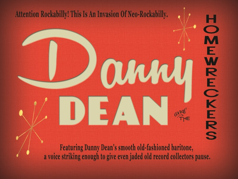 Danny Dean and the Homewreckers - Rockabilly Band - Lexington, KY