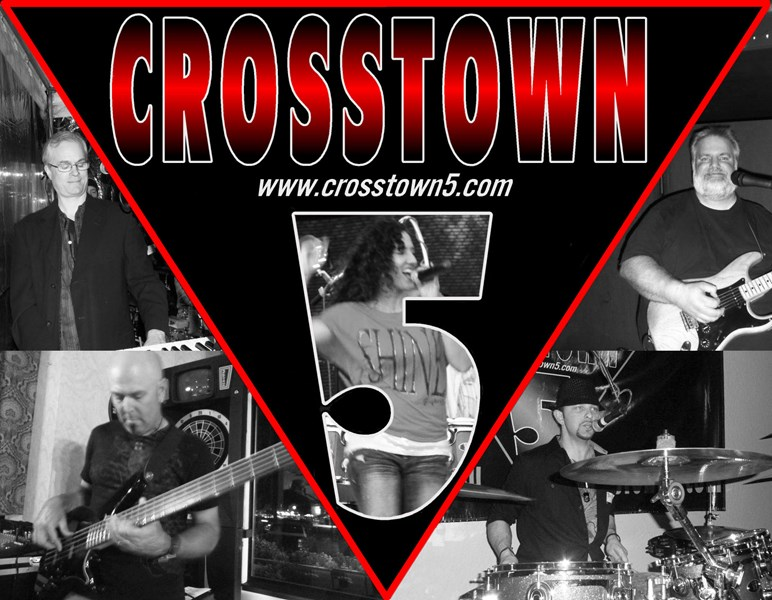 Crosstown 5 - Dance Band! - Cover Band - Concord, CA