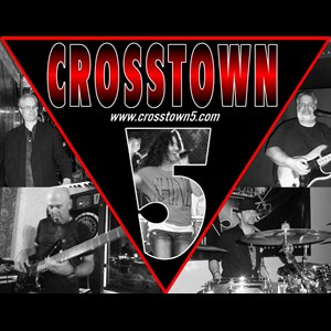 Walnut Creek Cover Band | Crosstown 5 - Dance Band!