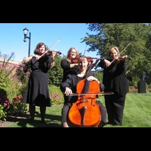 Clinton String Quartet | Rondo String Quartet