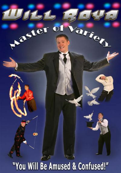 Las Vegas Magician Will Roya - Master Of Variety's Main Photo