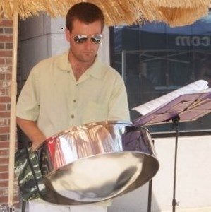 Cannon Ball Percussionist | Kristian Paradis - Steel Drums