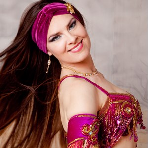 San Mateo Belly Dancer | Romanza Dance Entertainment