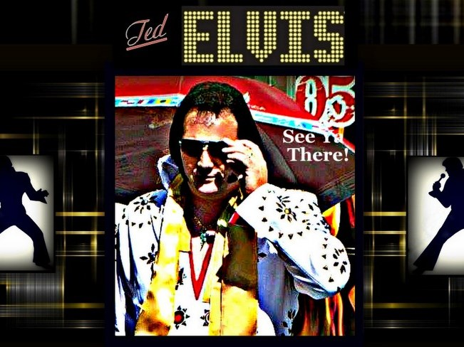 Ted Tharp - Elvis Impersonator - Rising Sun, MD