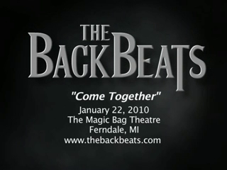 The Backbeats: Beatles Tribute Show | Westland, MI | Beatles Tribute Band | Come Together