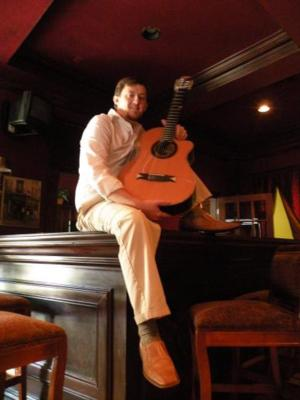 Donnie Walker Solo Jazz/latin/pop Guitar | Charlotte, NC | Jazz Guitar | Photo #2