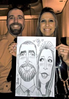 Caricatures By Zach! | San Francisco, CA | Caricaturist | Photo #4