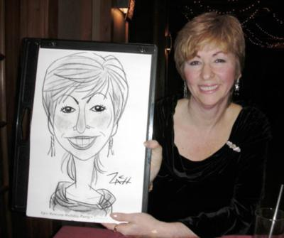Caricatures By Zach! | San Francisco, CA | Caricaturist | Photo #6