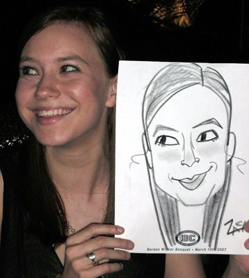 Caricatures By Zach! | San Francisco, CA | Caricaturist | Photo #8