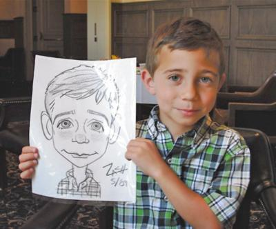 Caricatures By Zach! | San Francisco, CA | Caricaturist | Photo #9