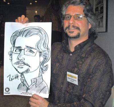 Caricatures By Zach! | San Francisco, CA | Caricaturist | Photo #10
