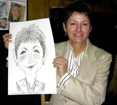 Caricatures By Zach! | San Francisco, CA | Caricaturist | Photo #11