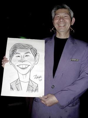 Caricatures By Zach! | San Francisco, CA | Caricaturist | Photo #12