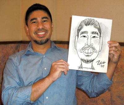 Caricatures By Zach! | San Francisco, CA | Caricaturist | Photo #13