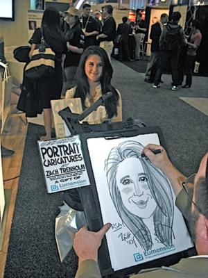 Caricatures By Zach! | San Francisco, CA | Caricaturist | Photo #21