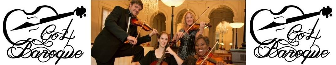 Go 4 Baroque String Quartet & Ensembles