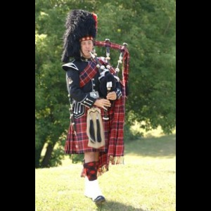 Graham M. Batty - Celtic Bagpiper - Montreal, QC