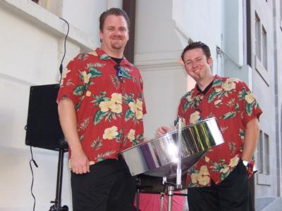 Island Hoppin' Steel Drum Band | Long Beach, CA | Steel Drum Band | Photo #2