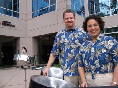 Island Hoppin' Steel Drum Band | Long Beach, CA | Steel Drum Band | Photo #3