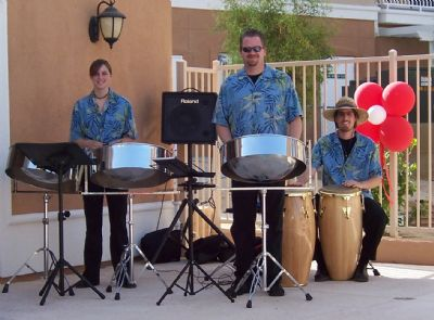 Island Hoppin' Steel Drum Band | Long Beach, CA | Steel Drum Band | Photo #8