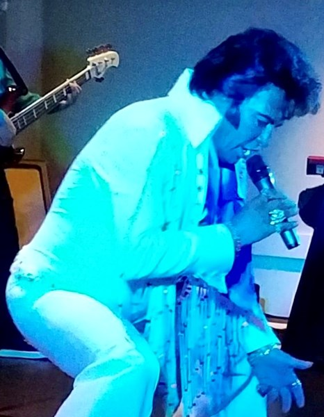 Premiere Elvis Impersonator - James Clark  - Elvis Impersonator - Brentwood, CA
