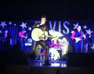 Premiere Elvis Impersonator - James Clark  | Brentwood, CA | Elvis Impersonator | Photo #15