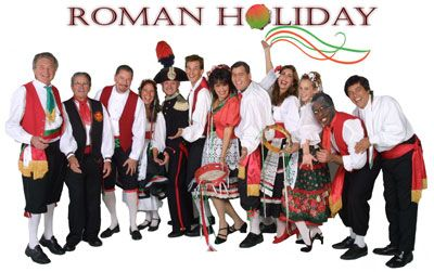 Roman Holiday Italian Music Ensemble | San Diego, CA | Italian Band | Photo #1