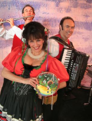 Roman Holiday Italian Music Ensemble | San Diego, CA | Italian Band | Photo #4