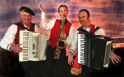 Roman Holiday Italian Music Ensemble | San Diego, CA | Italian Band | Photo #7