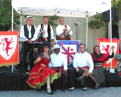 Roman Holiday Italian Music Ensemble | San Diego, CA | Italian Band | Photo #25