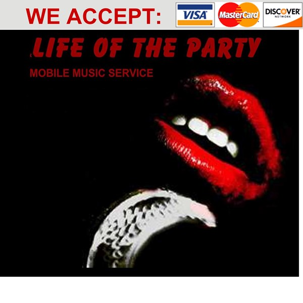 Life Of The Party Mobile Music Service - Mobile DJ - Davenport, OK
