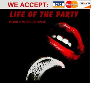 Perkins Emcee | Life Of The Party Mobile Music Service