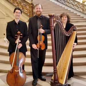 Grants Pass Chamber Music Trio | Amethyst Trio
